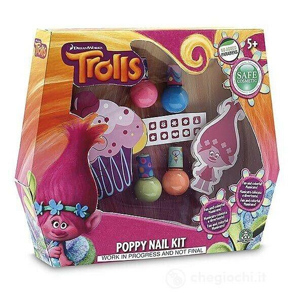 Grabnete.com Grabnete.com - Детски комплект за маникюр