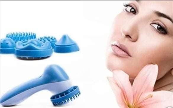 Масажор за лице и тяло Beauty Massager 6в1