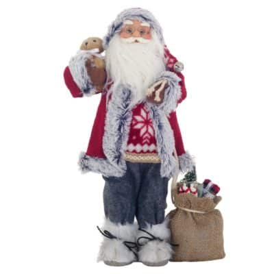Декоративен Дядо Коледа