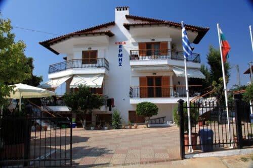 """Grabnete.com Grabnete.com - Наемане на студио/апартамент във Вила """"Хермес""""-Гърция"""