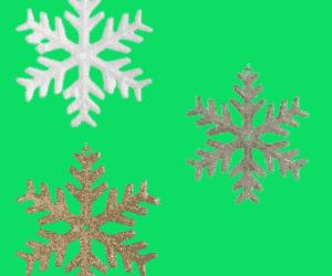 Коледни снежинки
